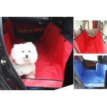 Capa Canina Protetora Para Banco De Carro - Impermeável