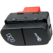 Botão Interruptor De Trava Elétrica Vw Fox 03 A 09 Gol G5 G6