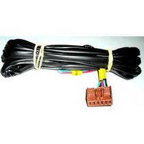 Chicote P/ Vidro Eletrico Botão 6 Pinos Ld 5mts Corsa Tds