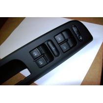 Puxador Porta Motorista + Botão Vidro Eletr Golf Passat Bora