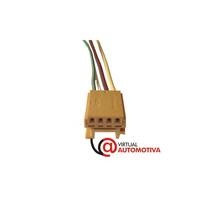Chicote Plug Conector Botão Vidro Elétrico: Gol Moderno (m)