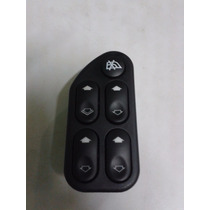 Botão Interruptor Vidro Quadruplo Fiesta Ranger Ecosport