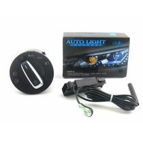 Kit Sensor Crepuscular C/ Botão Vw Polo, Golf, Jetta, Tiguan
