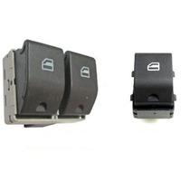 Botao Vidro Eletrico Simples E Duplo Fox Gol Polo G4 G5 E G6