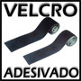 Velcro Adesivado 5cm Larg. 1metro Macho&fêmea Super Cola ®