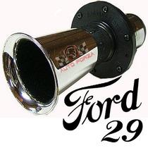 Buzina Uga Uga Calhambeque Ford 29 Fordinho Hotrod Fusca 12v