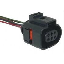 Conector Do Tbi Acelerador Eletrônico Vw Gol 6 Vias