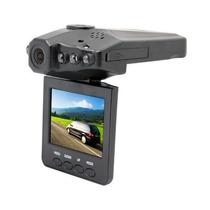 Kit 2 Câmeras Hd Video Carro Filmadora Automotiva Tela Lcd