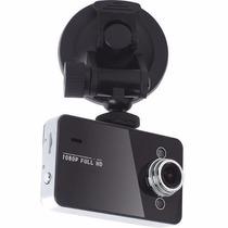 Câmera Filmadora Veicular Full Hd 1080p + Cartão 16gb (4)