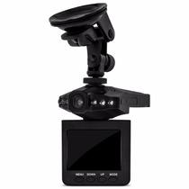 Câmera Filmadora Automotiva Hd Dvr Portátil C/ Visão Noturna