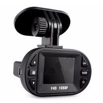 Mini Camera Automotiva Veicular Filmadora Hd Dvr Grava