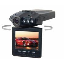 Câmera Filmadora Veicular Hd Dvr Visão Noturna E Visor Lcd!!