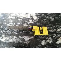 Plug Amarelo C/ Chicote P/ Relogio Digital Tid Vectra 97-05