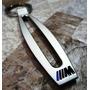 Chaveiro Bmw Motorsport Aço Automotivo 11cm Por 2cm***