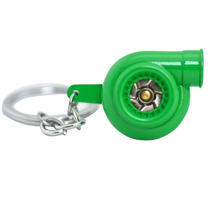 Chaveiro Turbo/turbina Verde
