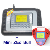 Sbb Silca V 33.01 Programador Português + Zed Bull (mini)
