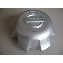Calota Central Original Prata Para Roda Nissan Xterra