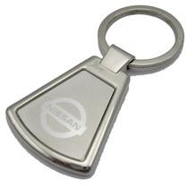 Chaveiro Pro Metal Nissan Sentra Frontier Tiida Frete Gratis