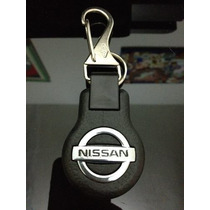 Chaveiro Borrachão Nissan Carro Logo Novo