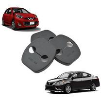 Nissan Versa March Jogo Capa Protetora Trinco Porta