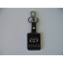 Chaveiro Toyota, Hilux, Etios, Corolla, Sw4, Prius