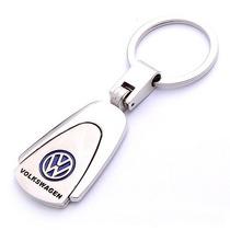 Chaveiro Vip Metal Vw Volkswagen Gol Fox Polo Golf Jetta
