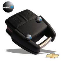 Capa Controle Telecomando Astra Zafira Vectra Kit 10 Peças