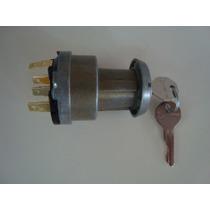 Chave Cilindro Ignição Partida C10 C14 C15 Veraneio ( Novo )