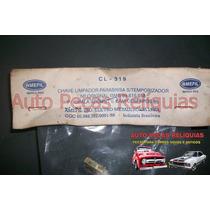 Chave Limpador De Parabrisa Opala 81/...caminhoes Pick-up 85