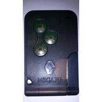 Chave Cartão Telecomando Renault Megane