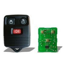 Controle P/ O Alarme Ford Eco-esport 3 Botões