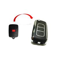Chave Canivete Toyota Corolla Com Telecomando Completo