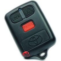 Capa Controle Do Alarme Corolla 3 Botões