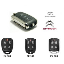 Chave Canivete Positron Citroen C3 C4 Picasso Aircross