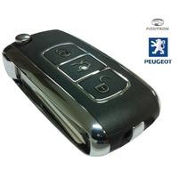 Chave Canivete Positron Peugeot 307 206 106 207 407 Hoggar