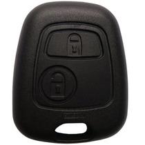 Kit C/ 2 Capas Telecomando Chave Peugeot 206 306 Citroen C3
