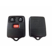 Capa Carcaça Controle Do Alarme Ford 3 Botões