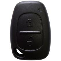Capa Controle Chave Telecomando 2 Botões Renault Clio
