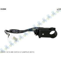 Chave De Seta Mercedes-benz Curta C/ Lampejo (07/1)