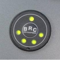 Brc Novo Gnv Gas Natural Chave Botão Comutadora Comutador