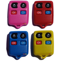 Controle Alarme Ford 4 Botões Várias Cores