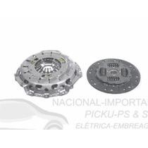 Kit Embreagem Sem Rolamento Mazda Mx3 1.6 16v 1992 Ate 1998
