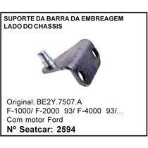 Suporte Barra De Embreagem Chassis F-1000 F-2000 F-4000 93..