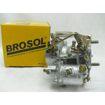 Carburador Do Fusca 1300 Brosol Simples 112091