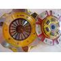 Embreagem De Cerâmica Opala 4cc/6cc Até 89