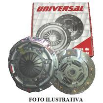 Kit Embreagem Remanufaturado Fusca Brasilia 1300 Após 73 Tds