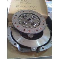 Kit Embreagem Corcel 2 Belina 2 Del Rey Pampa Motor 1.6 Cht
