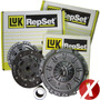Kit Embreagem Luk Repset 621222408 P/ Golf Glx 2.0 1994-1998