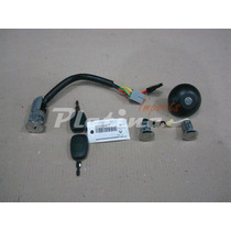 Kit Chave Ignição/ Miolo/ Tampa Tanque Renault Master