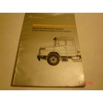 Manual Manutenção Caminhões Mb - Ed. 1990 Com + De 90 Fotos